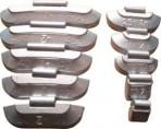Normál felütős keréksúlyok lemezfelnire (25 gr)