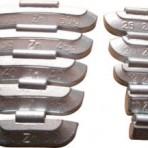 Normál felütős keréksúlyok lemezfelnire (5 gr)