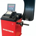 Werther OLIMP 6000C új centírozógép