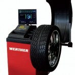 Werther OLIMP 9500 új centírozógép