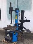 Giuliano 231 használt kerékszerelőgép, segédkarral
