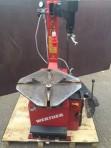Werther Titanium 100/22 használt kerékszerelőgép